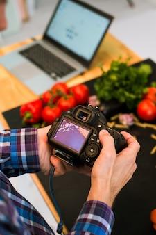 Продовольственная фотография фотограф арт блог концепция хобби
