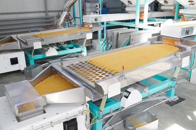 Пищевая производственная линия