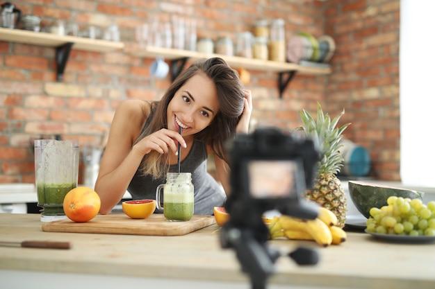 Vlogger alimentare