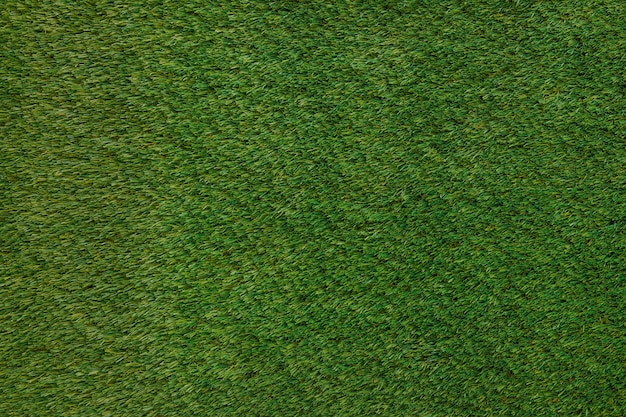 Football background on grass