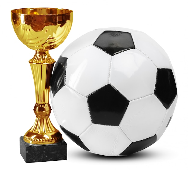 Football cup prize