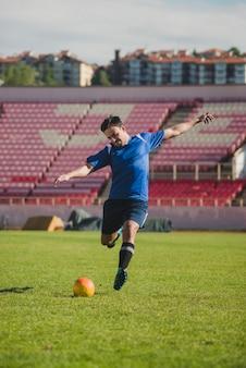 サッカー選手、フリーキック