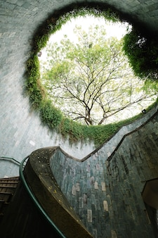Fort canning in singapore