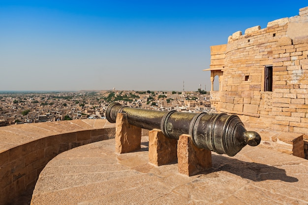 ジャイサルメールの砦