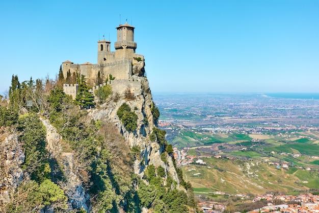 산마리노의 티타노 산에 있는 과이타 요새