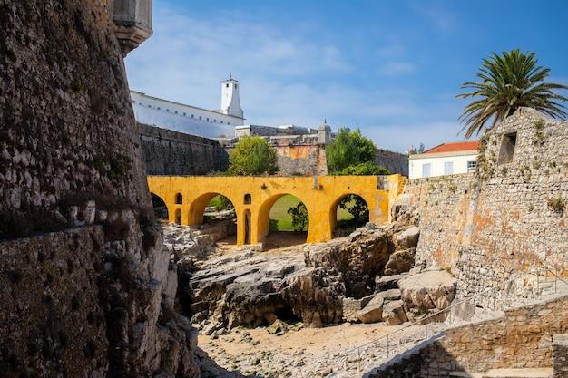 Крепость в пенише, португалия
