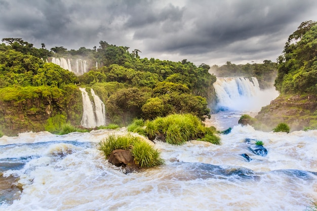 Foz do iguaçu falls