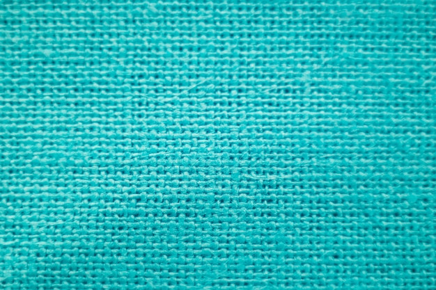 Fragment of twill weave cotton fabric natural color