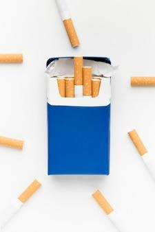 Frame of cigarettes