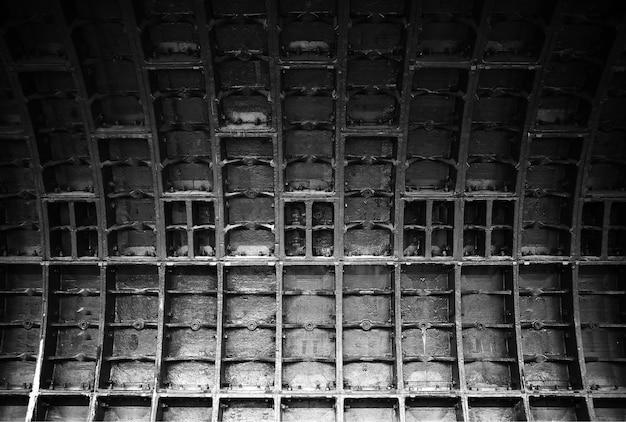 Рамки фона туннеля московского метрополитена