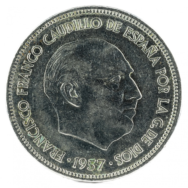 Francisco franco coin