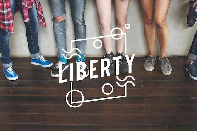 자유 자유 자유 독립 단어