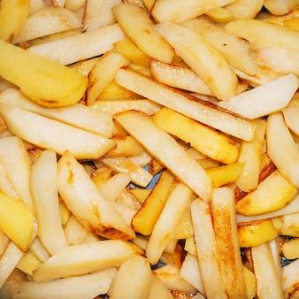 Картофель фри фон