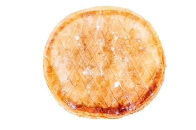 フレンチスタイルのスリーキングスケーキの典型的な料理