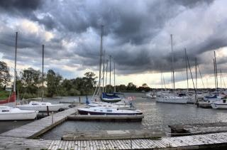 Frenchmans bay, weather