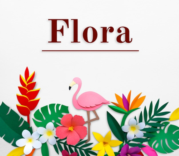 상쾌한 휴식을 위한 신선하고 아름다운 꽃