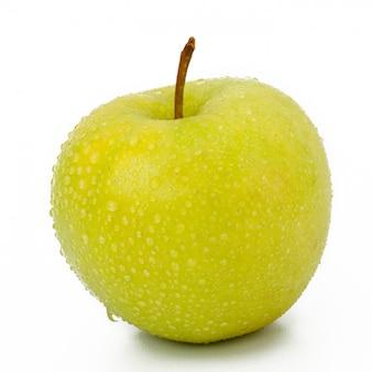 Fresh apple isolated