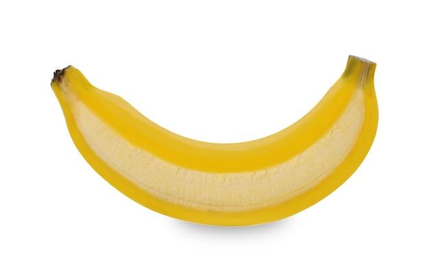 新鮮なバナナ。