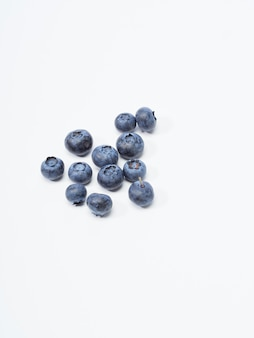 Fresh blueberry, concepts for healthy food