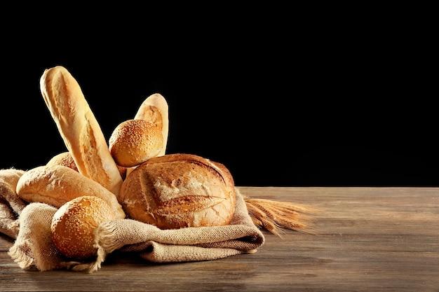 어둠에 신선한 빵