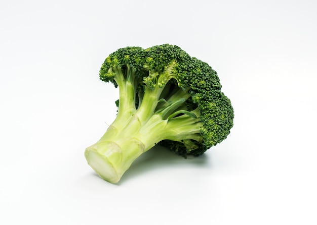 Fresh broccoli vegetable