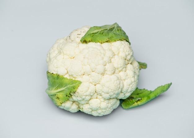 Fresh cauliflower vegetable