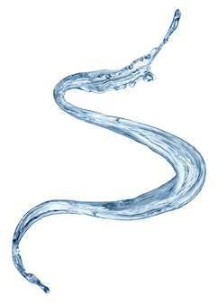 Всплеск свежей чистой воды