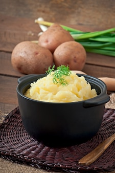 Purè di patate fresco e saporito