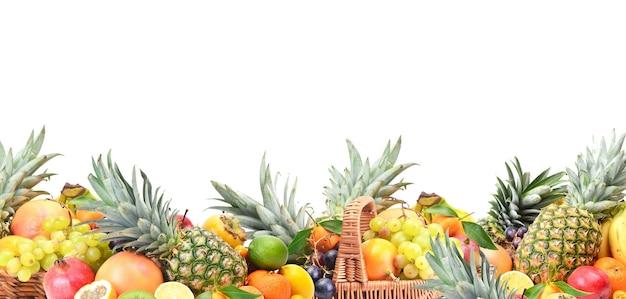 Fresh fruit
