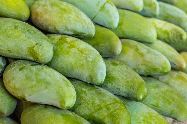 フレッシュグリーンマンゴー