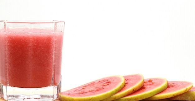 Fresh guava photoshoot
