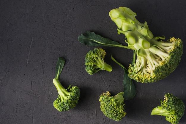 Fresh healthy broccoli