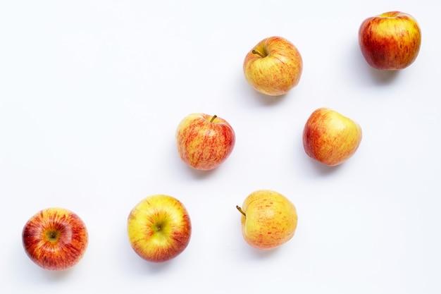 新鮮なジューシーなリンゴコピースペース
