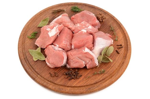 싱싱한 고기