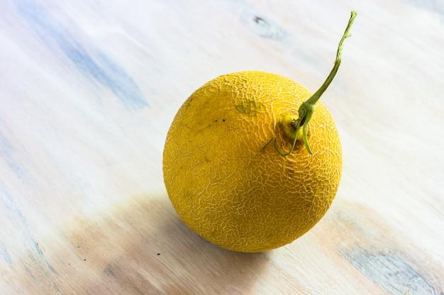 Fresh organic melon