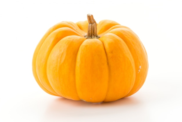 Fresh pumpkin