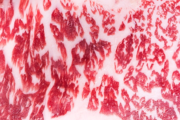 Fresh raw meat texture background