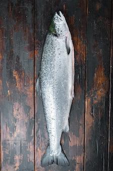 新鮮な生鮭赤魚