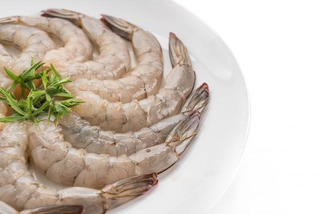 Fresh shrimp/prawn