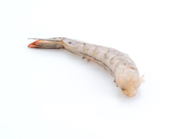 Свежие креветки / креветки