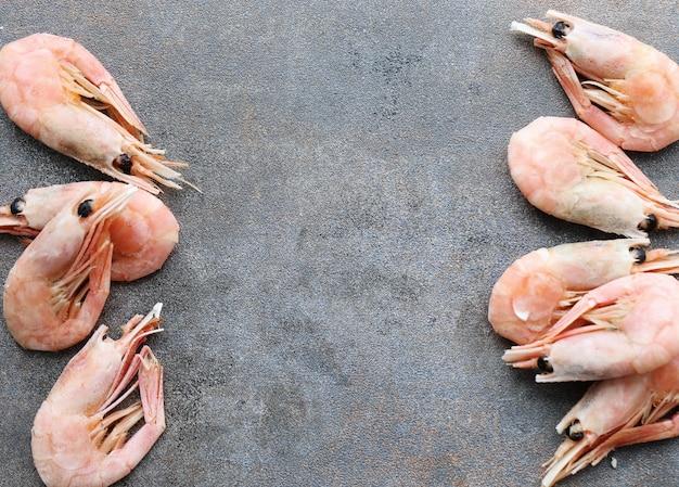 Gamberetti freschi