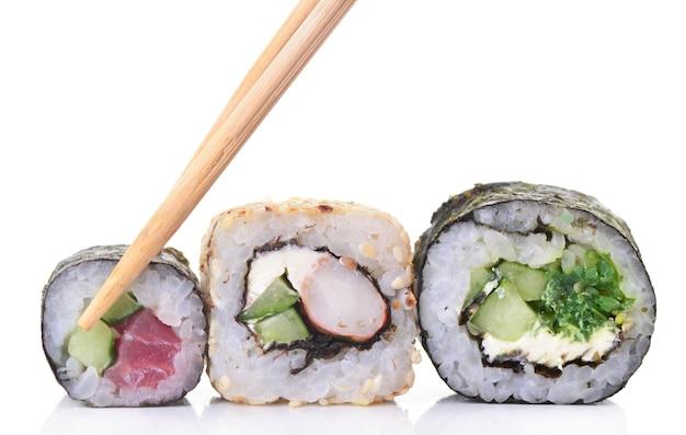 Свежие суши