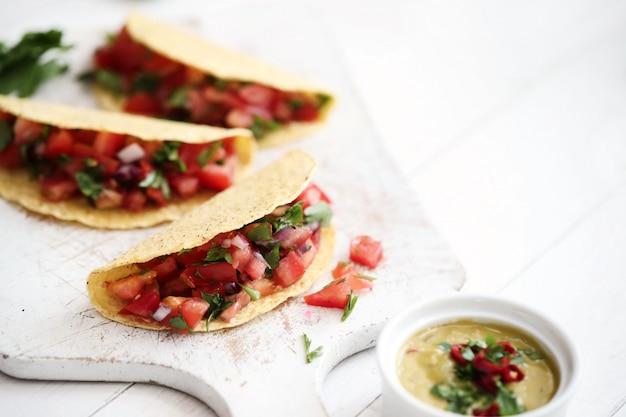 Fresh taco