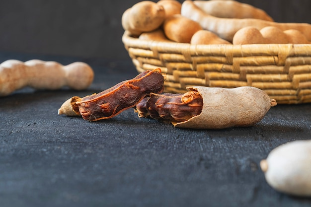 Fresh tamarind, health benefits