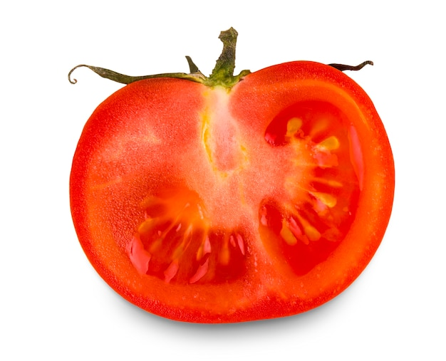 Свежий помидор