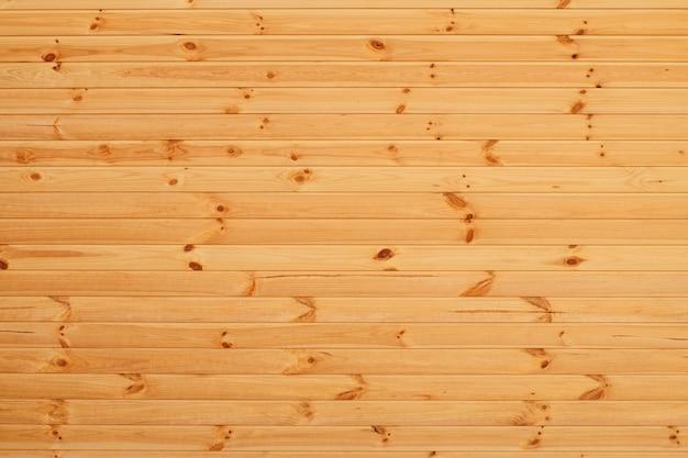 新鮮な木の板の床の壁のテクスチャ背景。