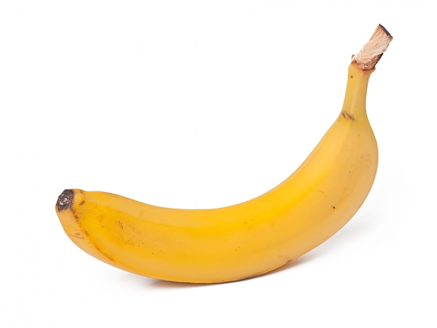 Fresh yellow banana