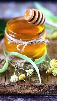 リンデンの蜂蜜。