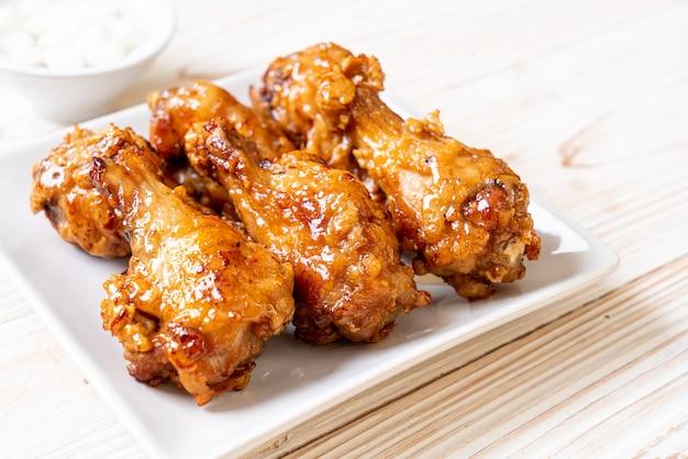 한국식 양념 치킨