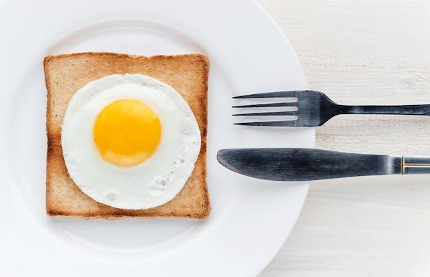 계란과 토스트